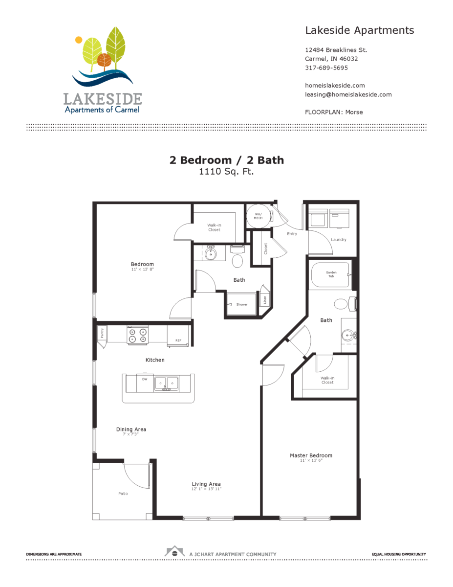 Morse 2 Bedroom Floor Plan Lakeside Apartments,Autocad 3d Home Design Software Free Download